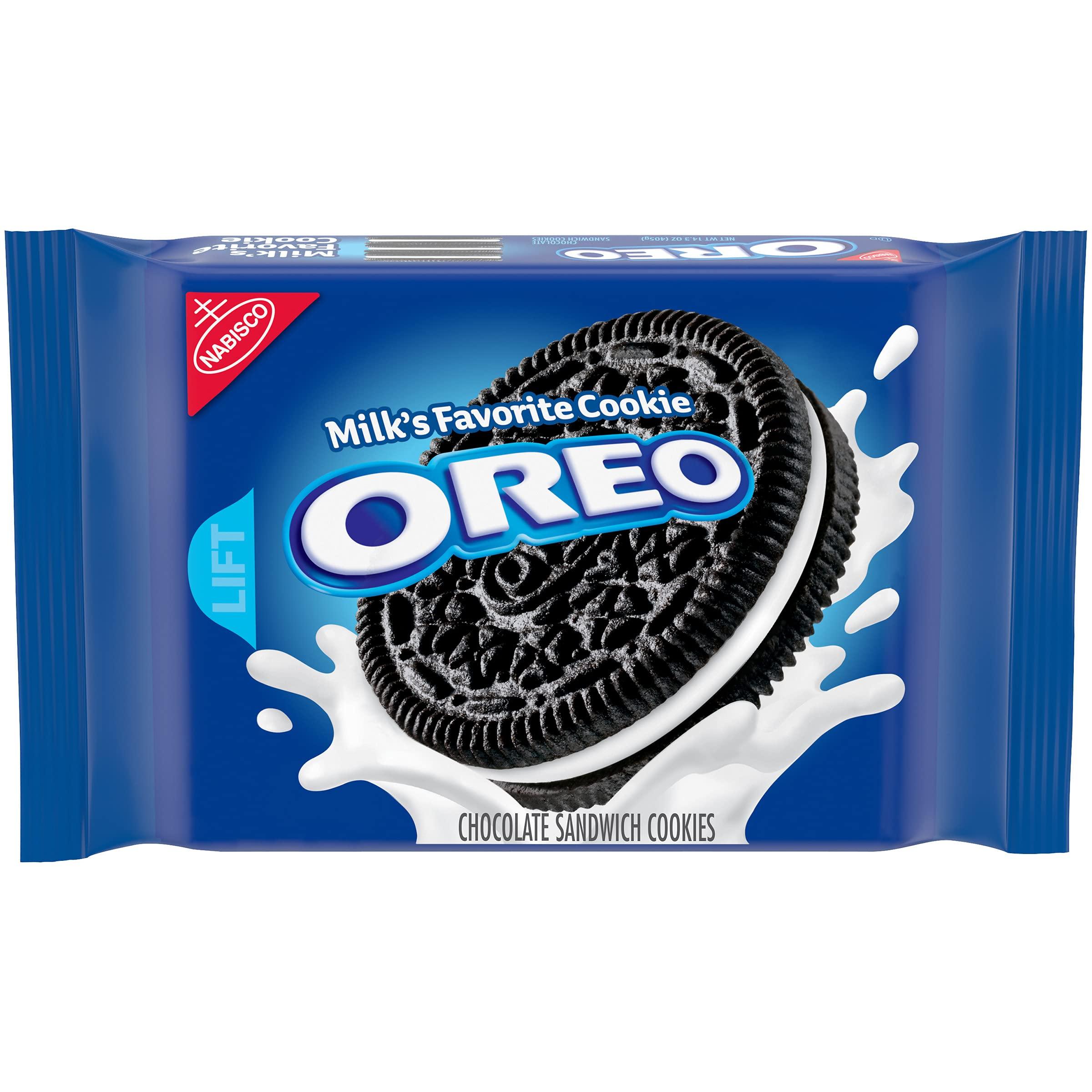 OREO Chocolate Sandwich Cookies, 14.3 oz