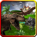 Dinosaur Roar & Rampage! Game For Kids And Toddlers With 3D Prehistoric Monsters, Volcanos, Races, And Fun Learning Facts