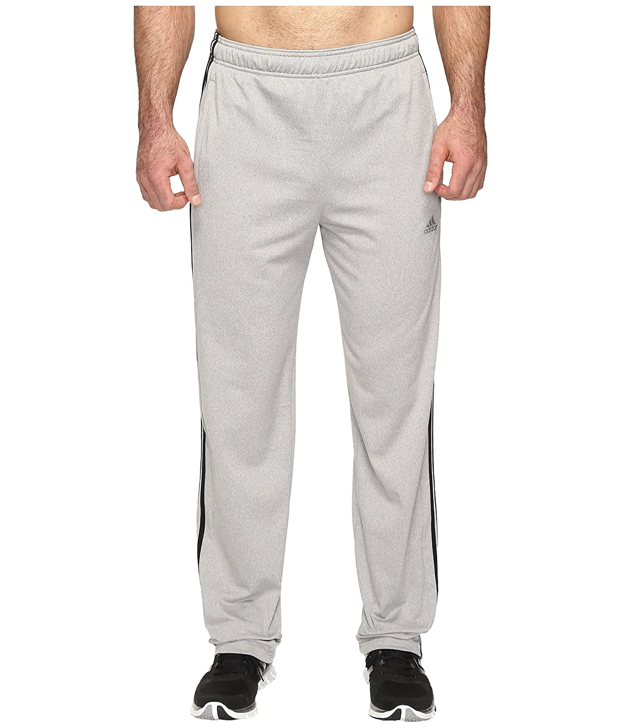 77a73a0687cc Amazon.com  adidas Men s Essentials Track Pants (Extended Sizes)  Sports    Outdoors