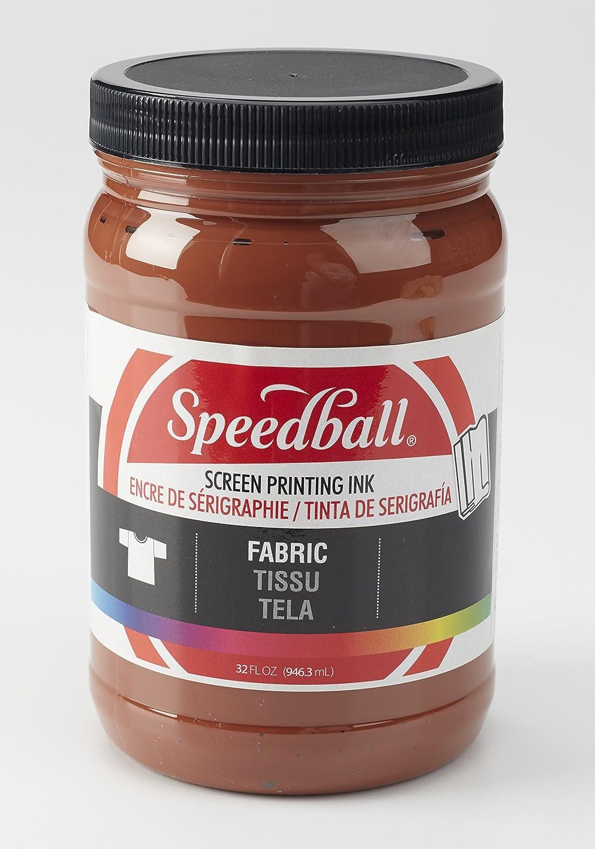 Speedball 045751 Fabric Screen Printing Ink, 32 fl. oz, Process Magenta