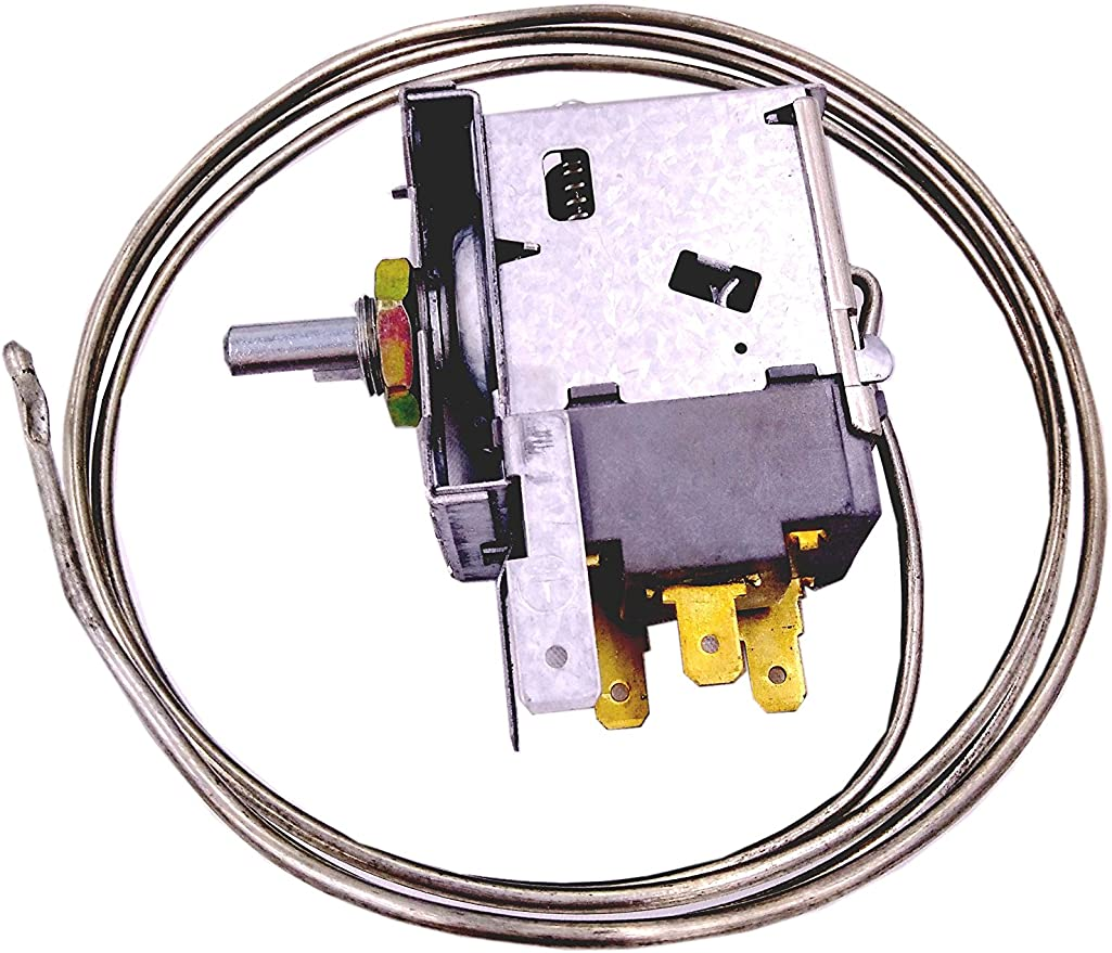 WDF28K-920-528 refrigerator thermostat three-leg probe length about 45CM