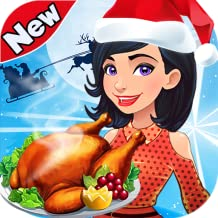 Kitchen Cooking Games Restaurant Food Christmas