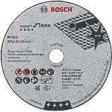 Bosch 2608601520 Trennscheibe Expert for Inox 76x1,0x10 mm, 5 Stück, 1 W, 240 V