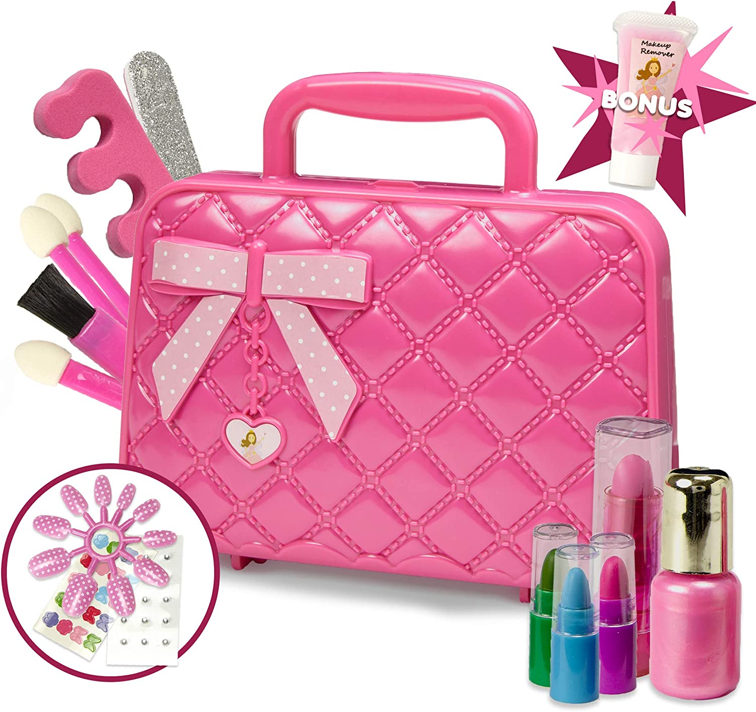 Makeup Kit with Cosmetics