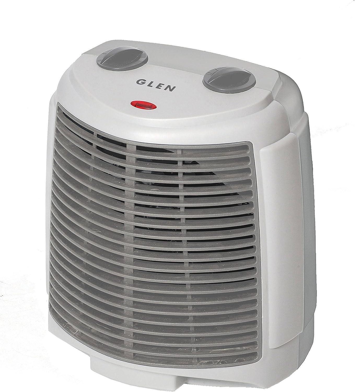 XFORT Electric Heater, Portable 2KW Fan