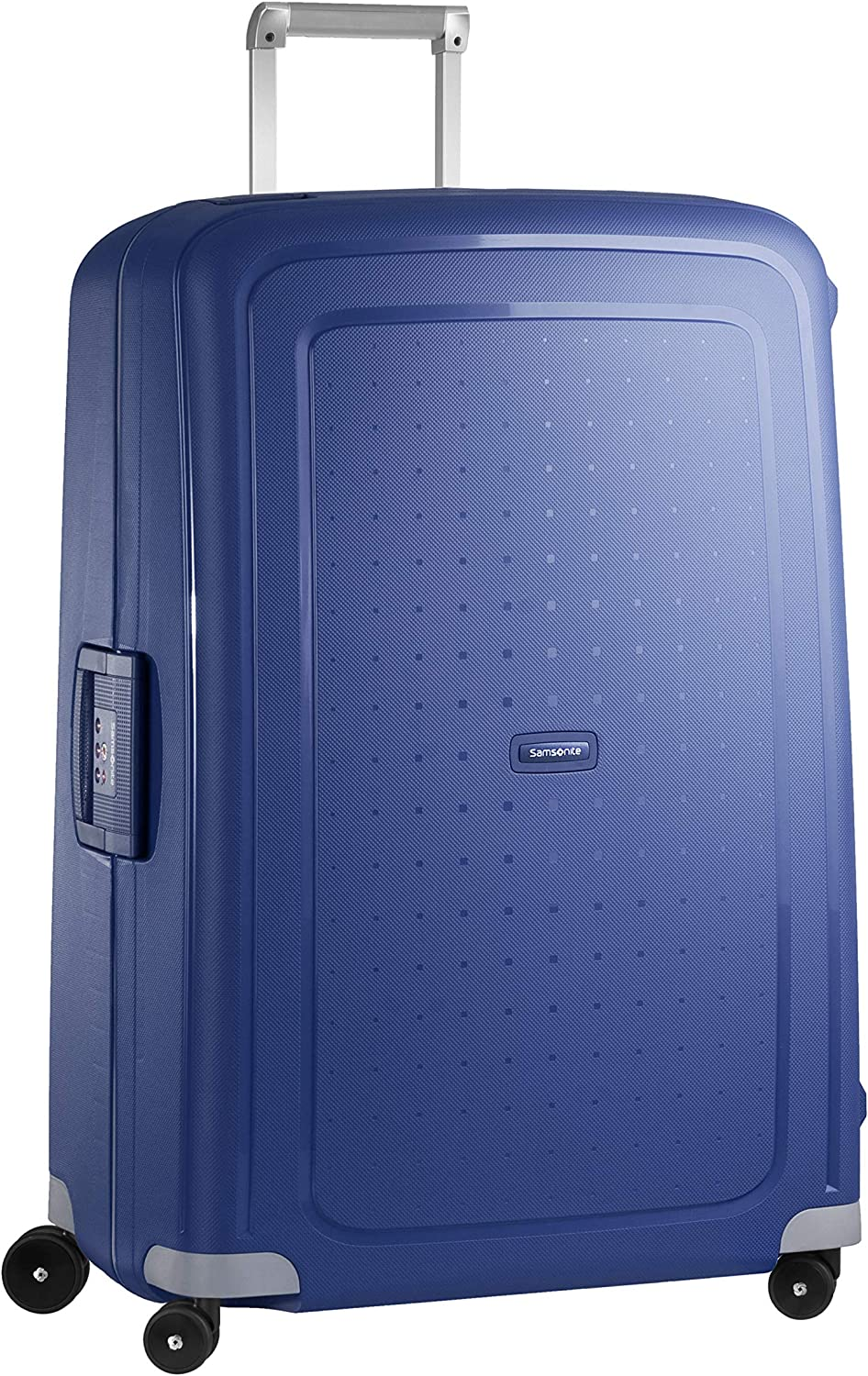 Samsonite - S'Cure - Spinner Maleta 81 cm, 138 L, Azul (Dark Blue)
