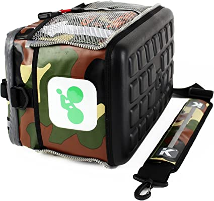 Kitbrix Icon Badge Run Bag