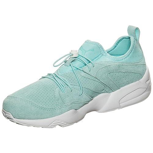 Material gut PUMA Blaze of Glory Soft Schuhe Frauen blau, Mode