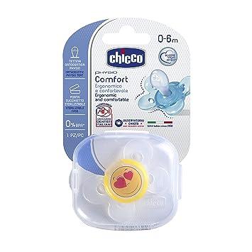 Chicco Physio Comfort - Chupete (silicona) amarillo, verde ...