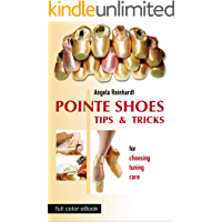 POINTE SHOES: Tips and Tricks book cover