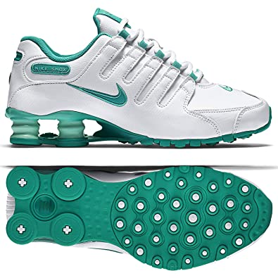 promo code ca132 11598 Nike Shox NZ EU 488312-109 White/Artisan Teal/Light Retro ...