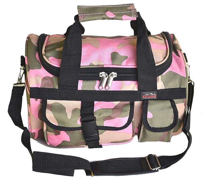 60382f97376e EXPLORER Range Duffel Bag Shooting Tactical Gear Hiking Waist Shoulder