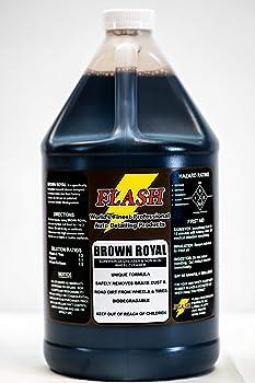 Flash Biodegradable Formula Wheel Cleaner