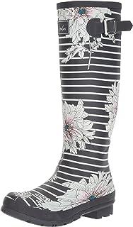 Wellyprint Femme Joules Bottes Chaussures De Et Pluie Sacs ZwgAqA