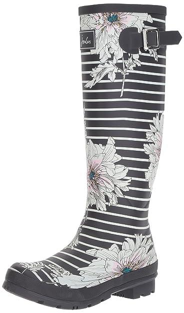 Wellyprint Et Femme Joules Sacs Chaussures Pluie Bottes De 6qFOqdvT