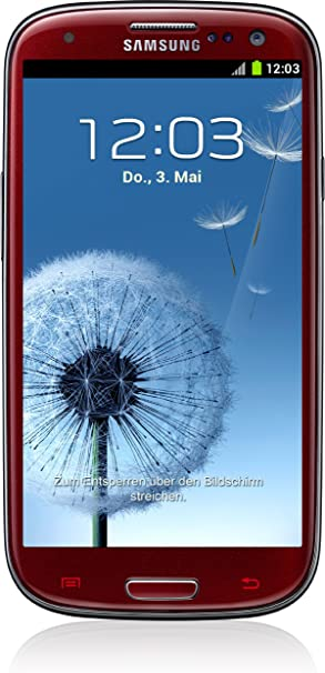 Samsung Galaxy S III (I9300) - Smartphone libre (pantalla táctil de 4,8