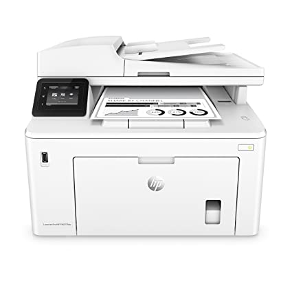 HP LaserJet Pro M227fdw All-in-One Wireless Laser Printer, Amazon Dash  Replenishment ready (G3Q75A)  Replaces HP M225dw Laser Printer
