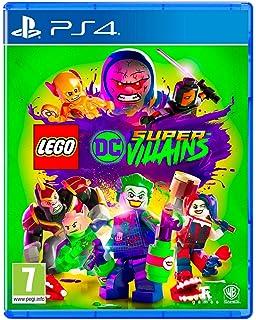 Amazon com: LEGO DC Super-Villains - PlayStation 4: Whv