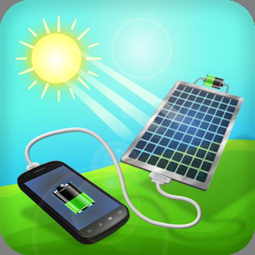 Solar Charging App - 1