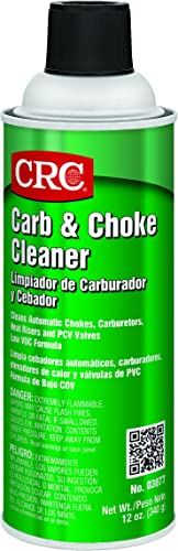 CRC Carb & Choke Cleaner