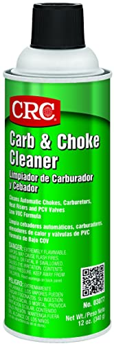 Crc Carb And Choke Cleaner