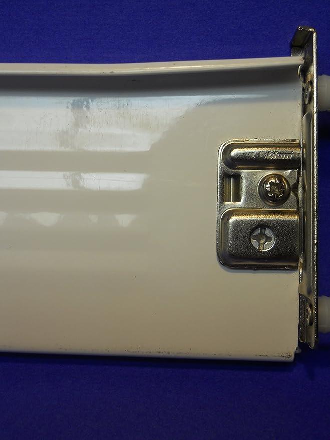 Blum ZIF.3050 L METABOX 5-7//8 Height Screw-On Left Interior Drawer Front Fixing Bracket