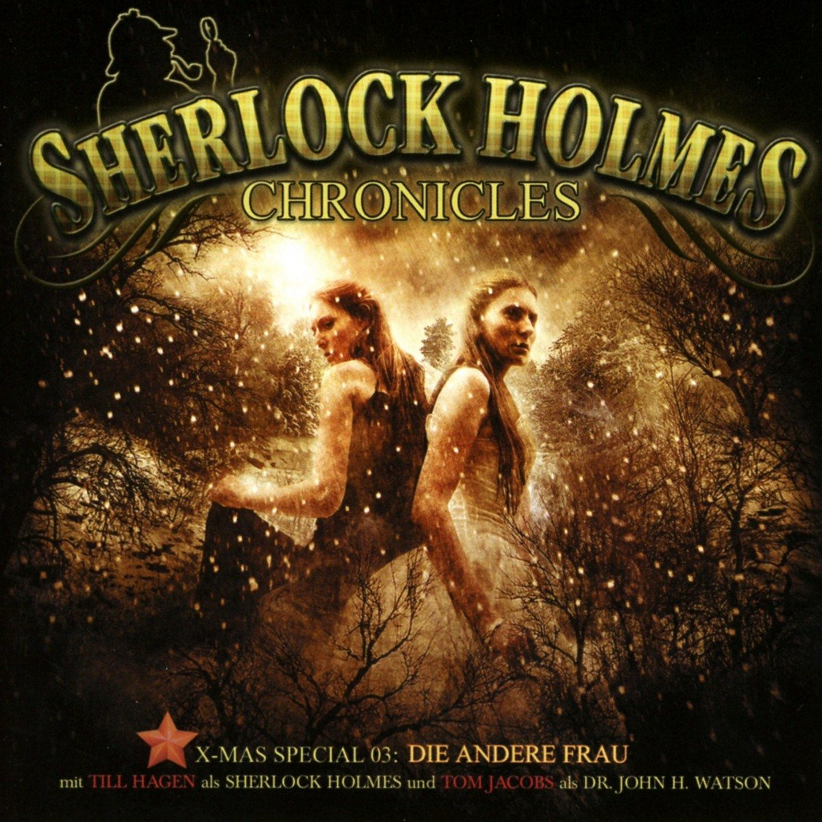 Sherlock Holmes Chronicles-Weihnachts Special 3 - Sir Arthur Conan ...