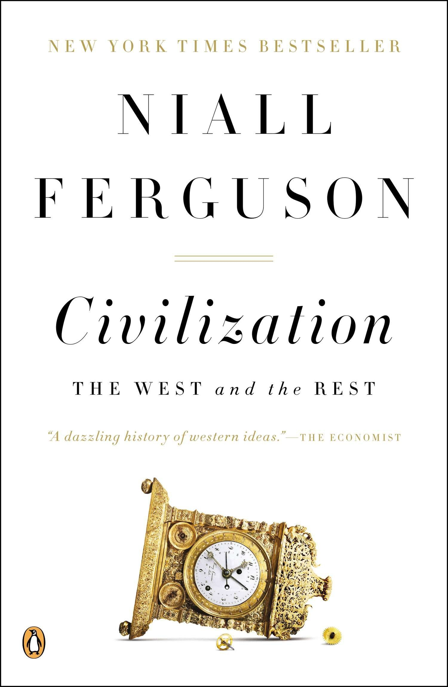 Civilization The West And The Rest Niall Ferguson 8601422191325