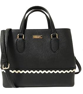 0e9aafe49823 Kate Spade New York Laurel Way Evangelie Saffiano Leather Shoulder Bag  Satchel