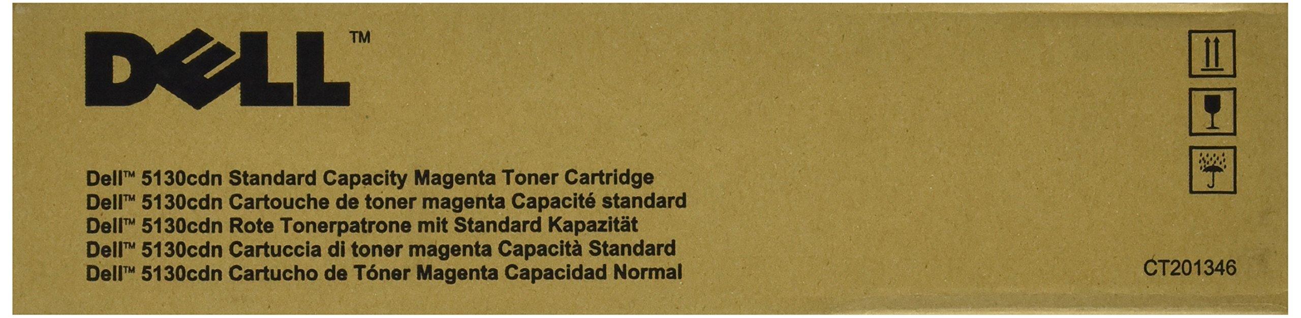 Toner Original DELL P615N Magenta 5130cdn Color Laser