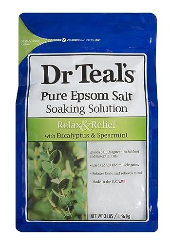 Dr. Teal's Eucalyptus and Spearmint