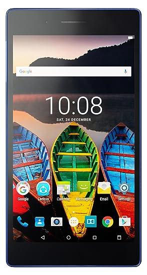 Lenovo Tab 3 Essential 7-Inch Tablet (Blue) - (Mediatek MT8127, 1 GB RAM,  16 GB eMMC, Android 5 0)