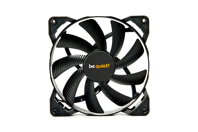 Black Computer Case Fan Cooler BL040 Be Quiet Pure Wings 2 140mm PWM