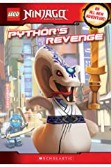 Pythor's Revenge (LEGO NINJAGO: Chapter Book) Kindle Edition