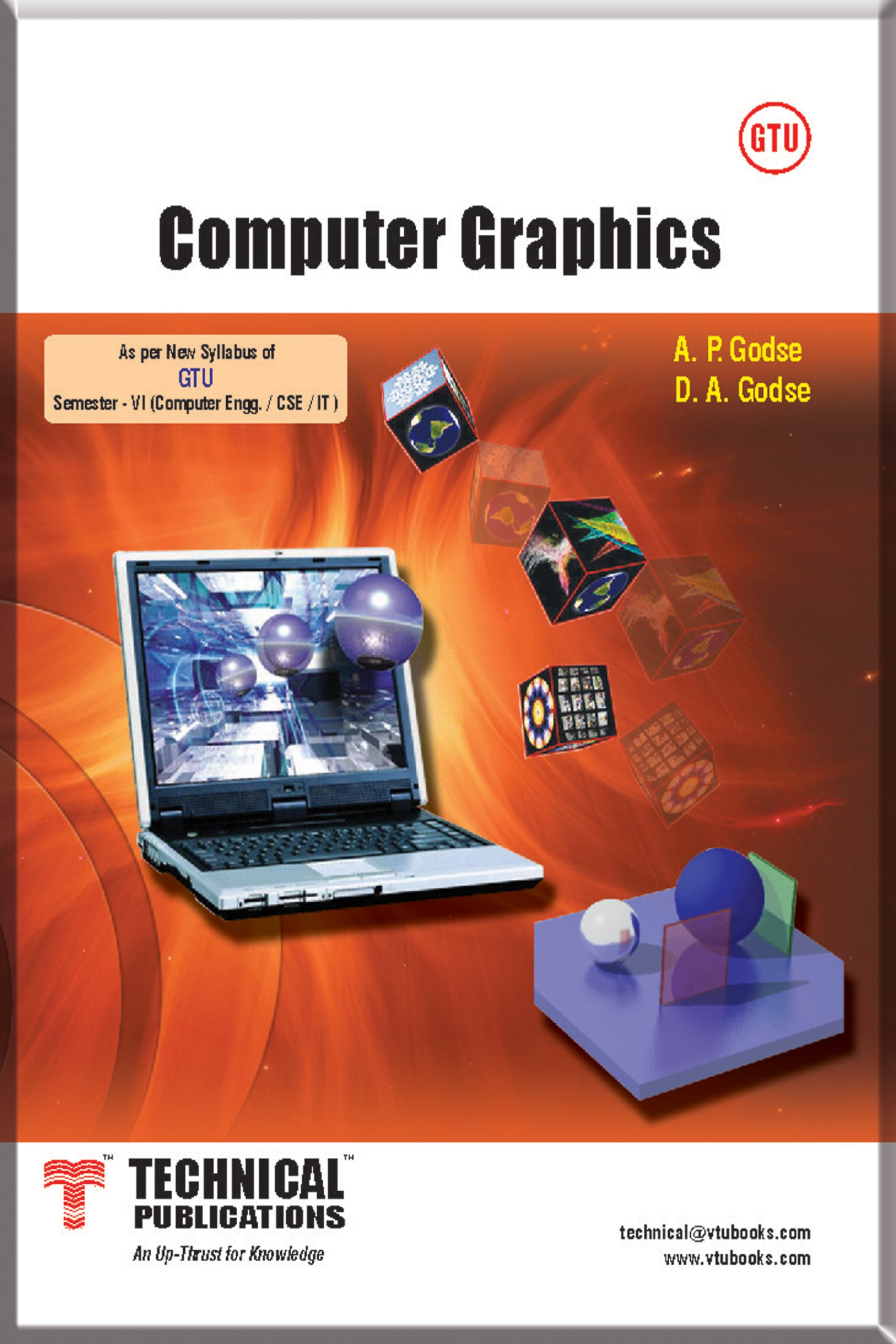 Download COMPUTER GRAPHICS pdf