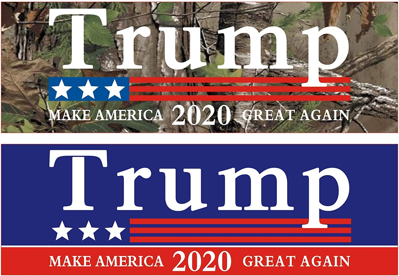 """5"""" Pro America Anti Trump No More Red 2020 Election Resist Patriot USA Sticker"""
