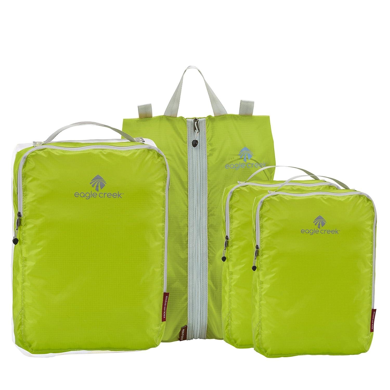 Eagle Creek Pack-It Specter Essential Carry-On Set - 4pc Set, WhITe/Strobe EC0A3EU6002