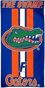 WinCraft NCAA Beach Towel