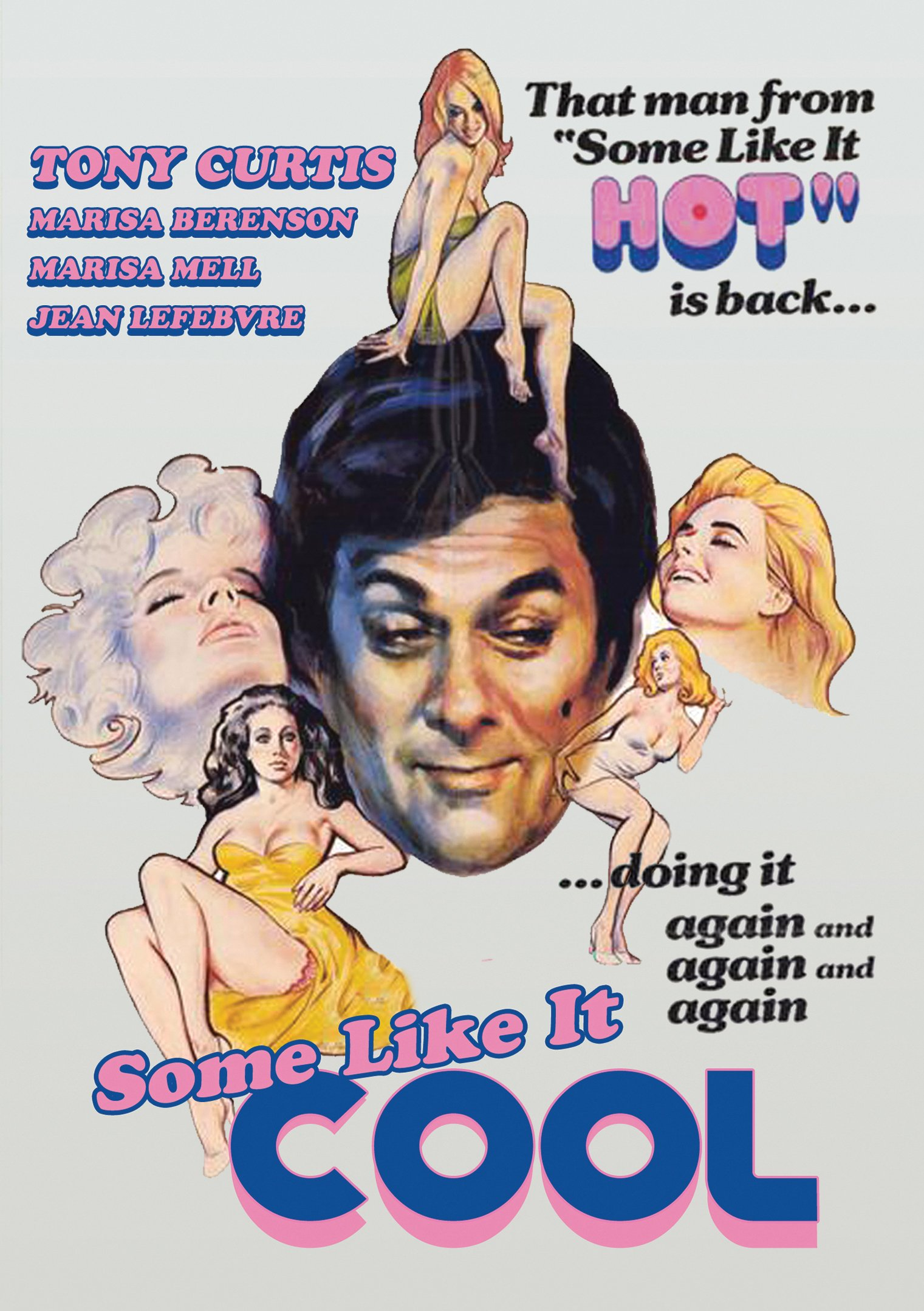 DVD : Some Like It Cool (DVD)