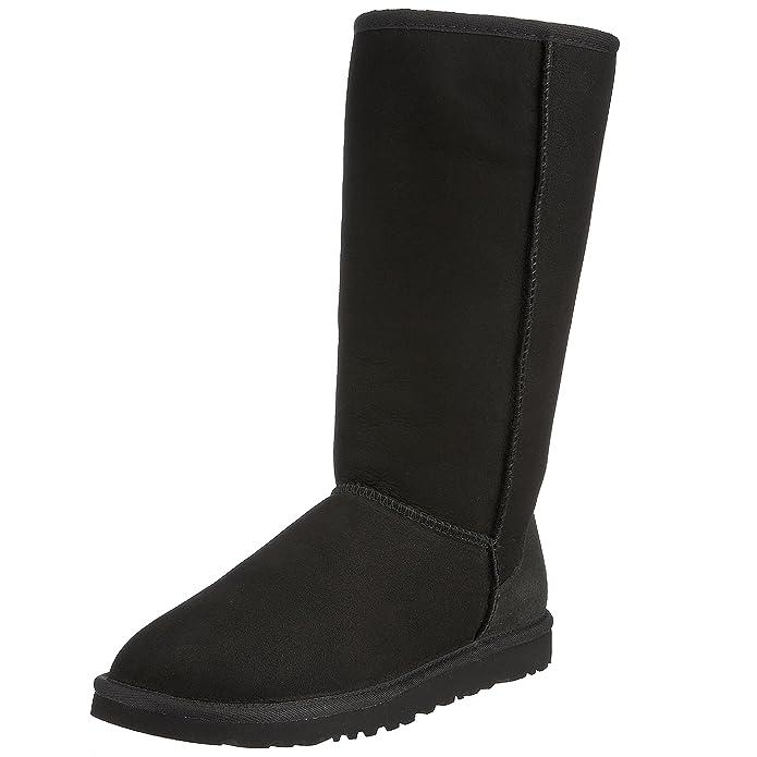 Ugg Australia Women's Classic Tall Boot Black 5815 Size : 3.5 UK