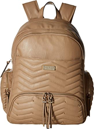 95b9c9304b Amazon.com: Steve Madden Women's BLibby Steven Backpack Taupe One Size:  Clothing