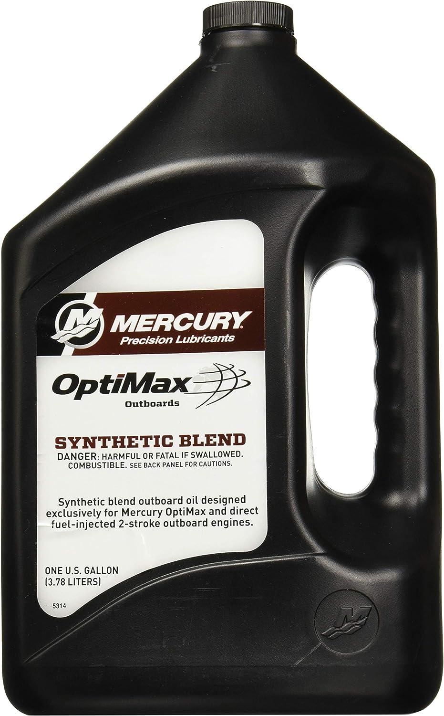 Mercury Optimax /DFI 2-Cycle Outboard Oil 1 Gallon 92-858037K01