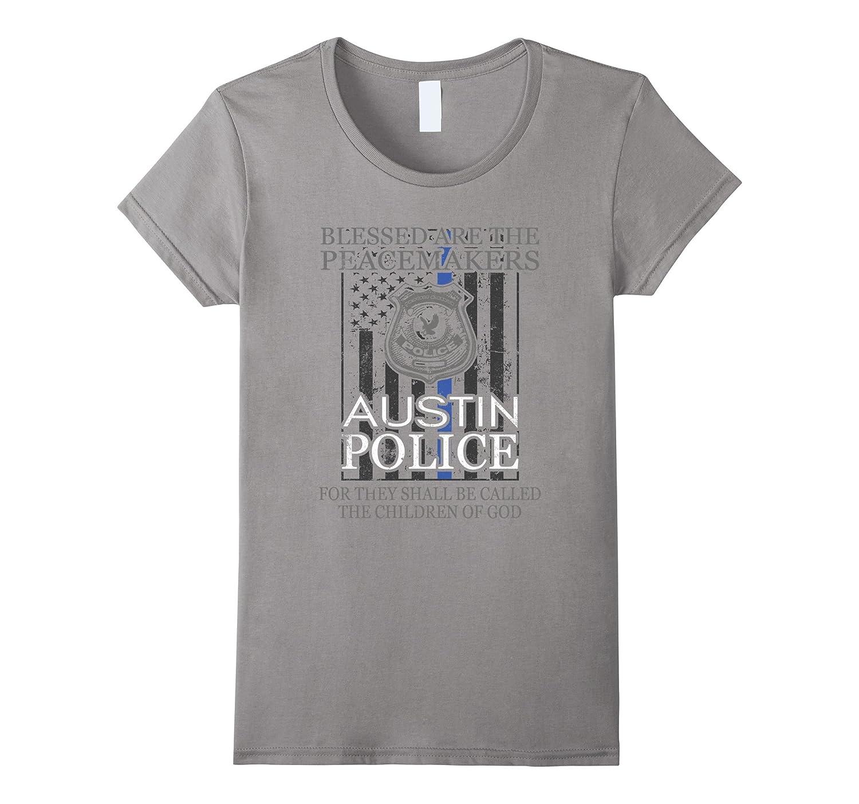 Austin Police Support Saint Michael Police Officer Prayer