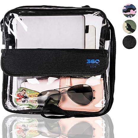 360 DESIGN BOX Clara Cross-Body Messenger Shoulder Bag ...