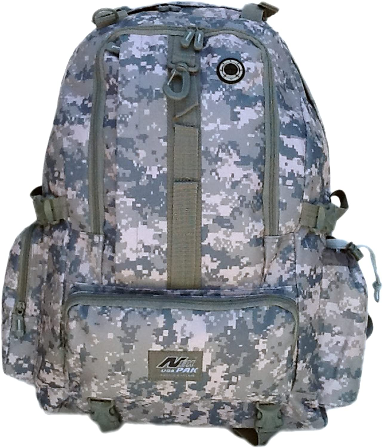 Nexpak 21 2800cu. in. Great Hunting Camping Hiking Backpack DP021 DM Digital Camouflage