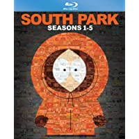 Deals on South Park Mini Mega Pack Season 1-5 Blu-ray