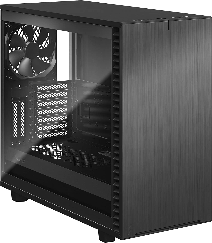 Fractal Design Define 7 Gray Tg Light Tint Computer Zubehör