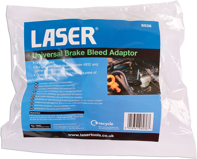 Laser 6036/Universal Freno Bleeder Adaptador