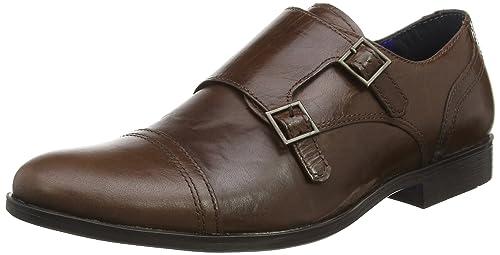 M18855 Red Strap Zapatos 43 Eu Marrón Hombre Amazon es Monk Tape fqSSZnx5wF