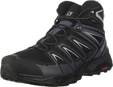 Amazon.com | Salomon Men's X Ultra 3 Mid GTX Hiking | Hiking Boots